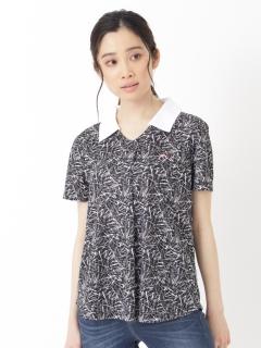 DRYウインドプリントスキッパーTシャツ