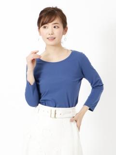 【日本製】8分袖Tシャツ