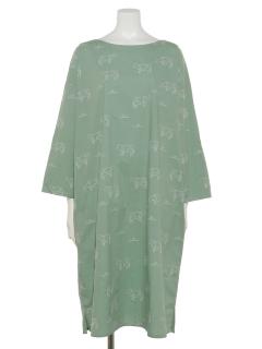 GATTLE刺繍ドレス