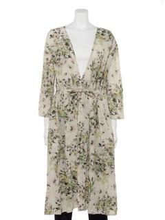 ブーケPT羽織ドレス