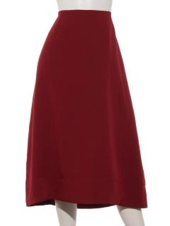 Aラインカラースカート