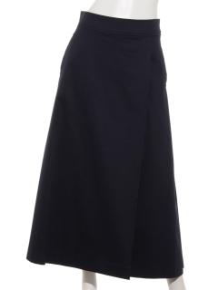 チノストレッチAラインスカート