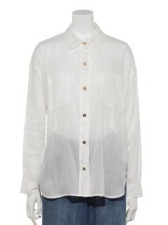 リネンボイルシャツ