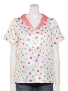 ビリヤード柄シャツ