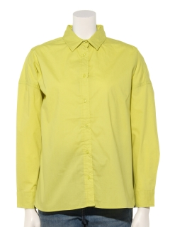 12col.ベーシック2WAYシャツ