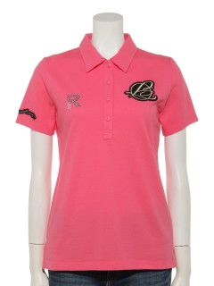 BASIC エンブレムR ポロシャツ