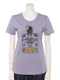 香水柄Tシャツ