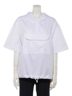 DickiesTCツイルルーズS/Sアノラックシャツ