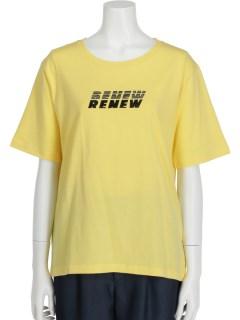ラバープリントTシャツ