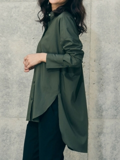 E/RFTYストレッチシャツ