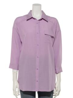 TEN/Eダンガリーシャツ