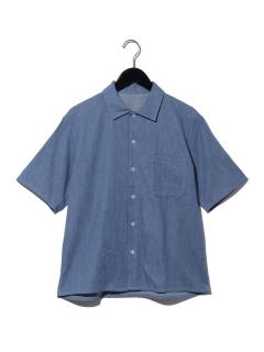 【a.v.vHomme】4.5オンスデニムシャツ