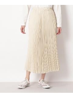 [洗える]シアープリーツスカート
