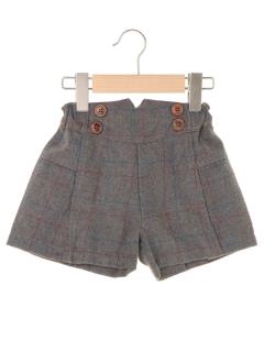 【KIDS SELECT】チェック柄パンツ
