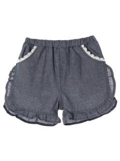 【KIDS SELECT】フリルショートパンツ