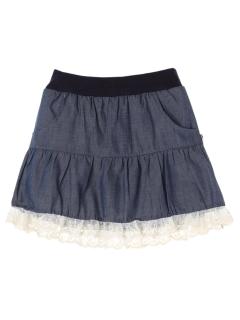 【KIDS SELECT】パンツ付きスカート