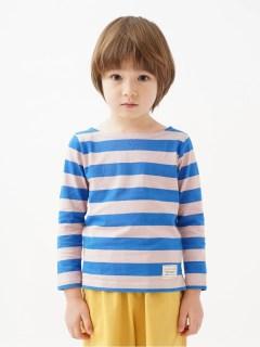 【KIDS SELECT】ボーダー長袖Tee