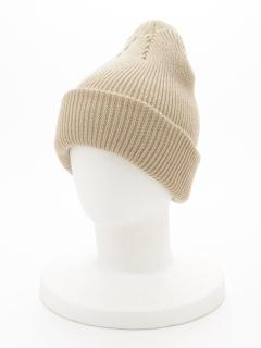 カラーニット帽