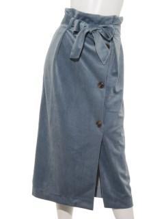 マイクロベロアスカート