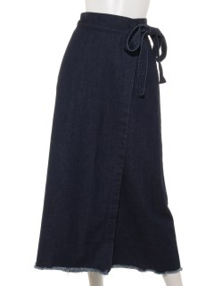 【SOMETHING】別注ラップスカート