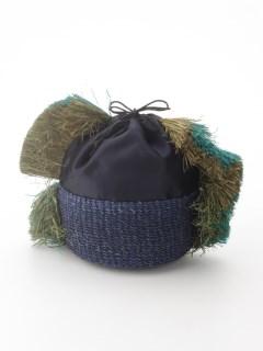 【Liberty Bell】Drawstring basket bag