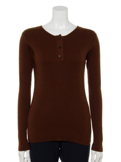Co/Ca Henry neck Pullover