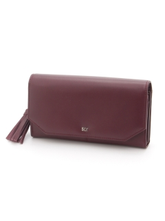 TASSEL FLAP  WALLET