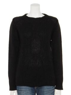変わり編みセーター