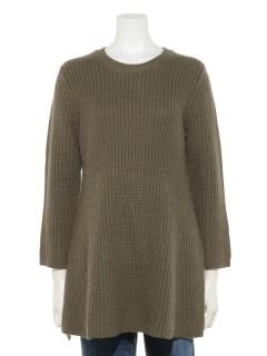 Aラインセーター