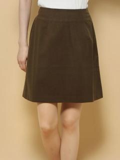 バックジッパー スカート