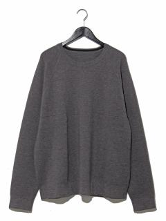 キレイ目ビッグシルエットセーター