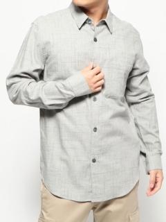 スタンダードカラーカジュアルシャツ