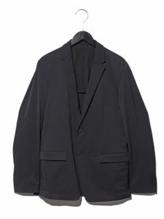 ナイロンストレッチテーラードジャケット