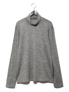 ハイネックシャツ
