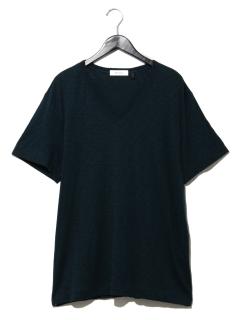 ベーシックVネックTシャツ