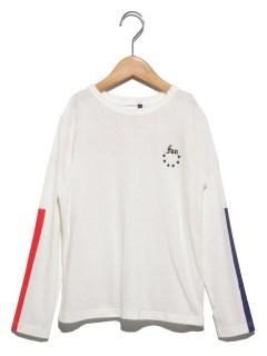 グラフィックL/STシャツ
