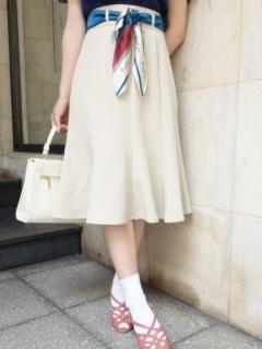 【ananotherangelus】マリンスカーフ付きマーメイドスカート