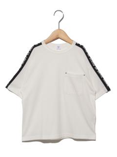 ラインビッグTシャツ