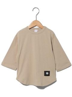 7分袖 ゆるTシャツ