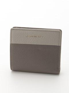 二つ折りミニ財布