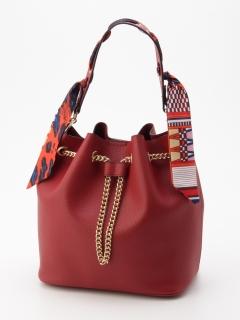 デザインスカーフバッグ