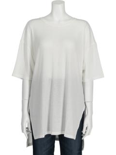 ソフトタッチバックデザインTシャツ