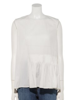 タックスリーブレスシャツ