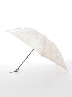 【ミラショーン】婦人折りたたみ傘 総花柄