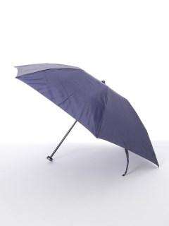 【ミラショーン】婦人軽量折りたたみ傘 無地