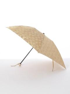 【ルフジュ】婦人折りたたみ傘バラ柄