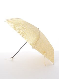 【ビバユー】婦人折りたたみ傘 花
