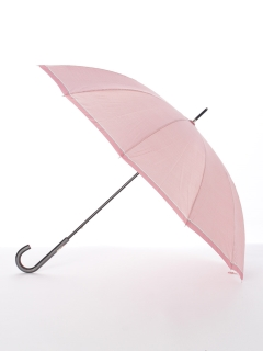 【ライトスタイル】婦人長傘ボーダー柄