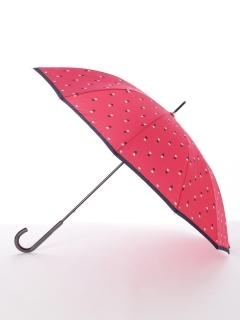 【ライトスタイル】婦人長傘ハート柄