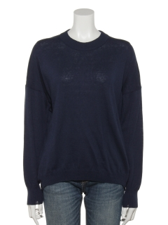 COTTONCASHMERECREW-NECK